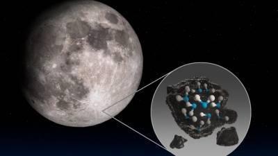 Невероятно: на залитой солнцем поверхности Луны обнаружили воду