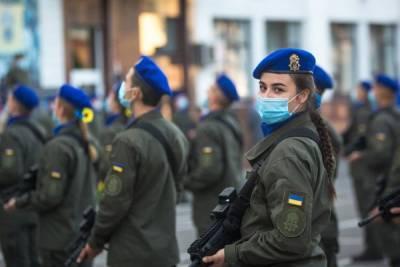Будущие нацгвардейцы Украины переболели Covid-19, не зная об этом