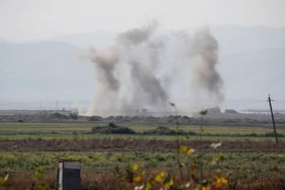 Азербайджан отверг обвинения в авиаударах по Мартуни и Мардакерту