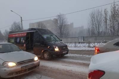 В Рязани накажут водителя маршрутки за высадку пассажирки посреди дороги