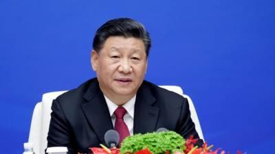 Лидер КНР направил поздравление избранному президенту США Байдену