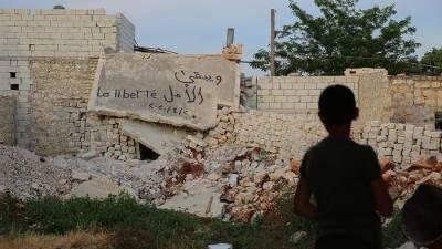 Боевики 31 раз за сутки обстреляли Идлибскую зону деэскалации