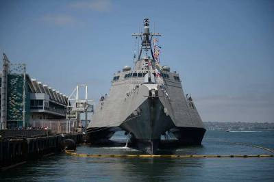 В Госдуме вторжение эсминца США в заливе Петра Великого назвали провокацией