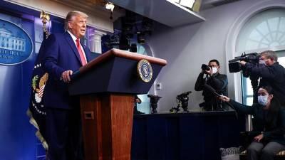 Трамп вновь заявил о своей победе на выборах