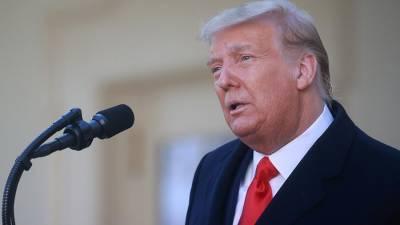 Трамп сообщил о помиловании своего экс-советника Флинна
