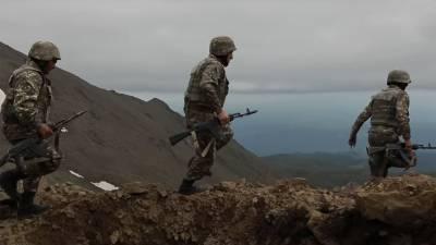 Карабах: азербайджанские военные заняли территорию Соткского золоторудного месторождения