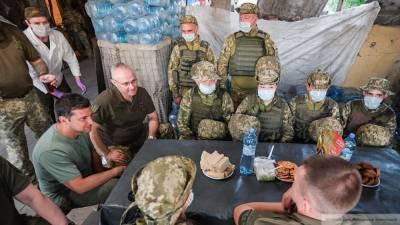 """Политику Украины по Донбассу назвали """"горем от ума"""""""