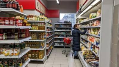 Цены на продукты в России выросли на 4% в 2020 году