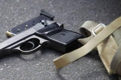 В Луганской области пьяный военный устроил стрельбу по сослуживцу