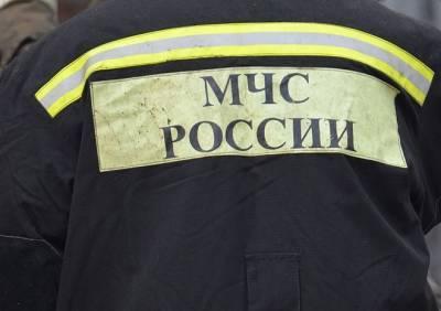 Ночью на улице Советской произошел пожар, пострадал человек