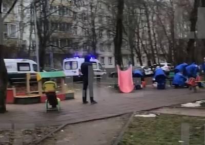 В Москве 10-летнего мальчика во время игры случайно убил младший брат
