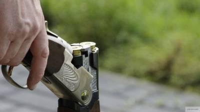 Мужчину расстреляли из дробовика возле подъезда жилого дома в Липецке