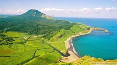 Землетрясение магнитудой 6,6 зафиксировано на острове Сахалин