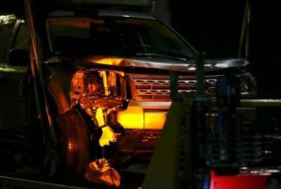 В Германии автомобиль на огромной скорости въехал в толпу людей, погибли 5 человек