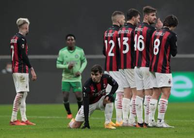 Милан - Селтик 4:2 Видео голов и обзор матча Лиги Европы
