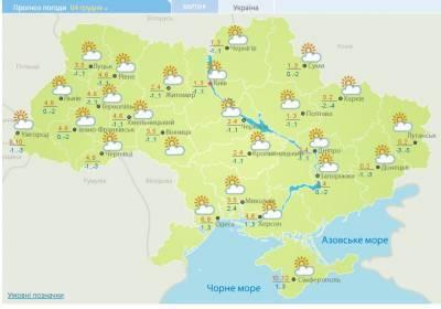 Синоптики предупреждают украинцев об ураганном ветре: кому не повезет с погодой