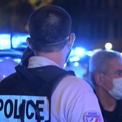 В Париже полиция задержала 22 человека на акции протеста