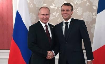Le Figaro: Навальный становится угрозой для российско-французского сближения