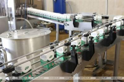 «Мозырские молочные продукты» возобновили поставки в Китай