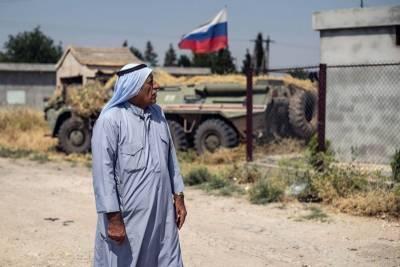 Российская эквилибристика на Ближнем Востоке