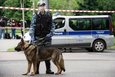 В Москве задержали мужчину, протаранившего резиденцию посла США