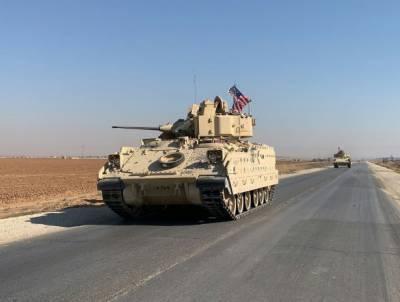Прикрываясь борьбой с террористами, Пентагон усилил свою группировку в Сирии