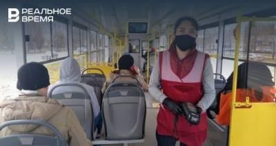 Патяшина сообщила, что кондукторы не всегда выполняют санитарные требования