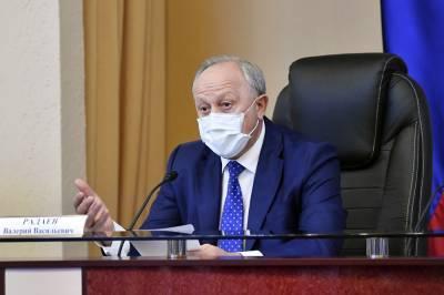 Заразившийся коронавирусом губернатор обратился к медикам