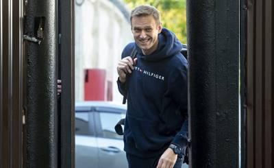 """Вести (Украина): Навальный рассказал о восстановлении после отравления """"Новичком"""""""