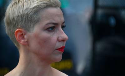 «Свобода стоит того, чтобы за неё бороться». Мария Колесникова обратилась к белорусам из-за решетки