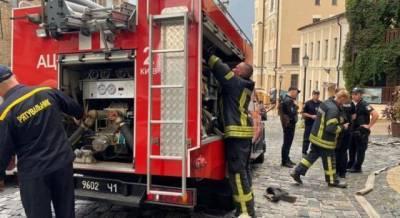 В Киеве на предприятии произошел взрыв, пострадали двое