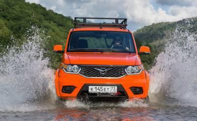 В РФ выросли цены на автомобили УАЗ