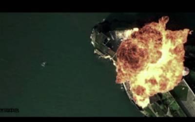 Китай показал, что сделает с американской базой на Гуаме (Видео)