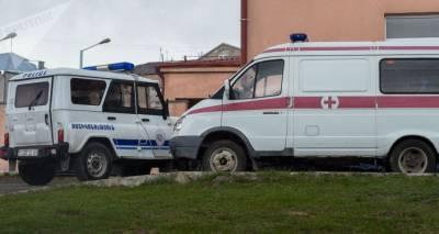 Две бытовые ссоры и трое раненых: полиция Армении сообщает о драках с поножовщиной