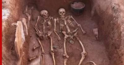Ученых поставила в тупик загадочная семейная могила в Сибири