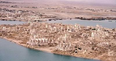 Названы памятники, которые уничтожит изменение климата