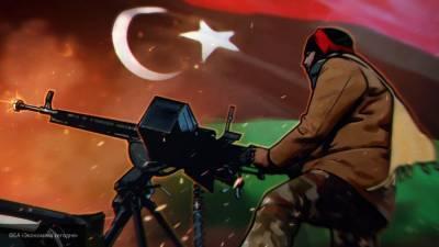 Как ПНС Ливии превратило аварийную посадку вертолета ЛНА в антироссийский вброс