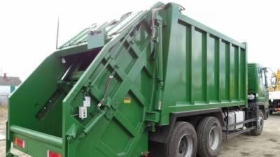 В России могут снизить плату за вывоз мусора