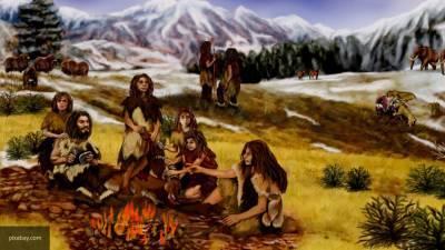 Неандертальцы имели Y-хромосому от человека разумного