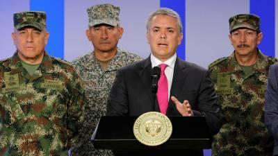 СМИ: на президента Колумбии готовили покушение