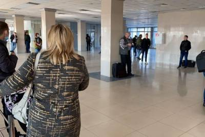 В Хабаровске в очередной раз «заминировали» аэропорт