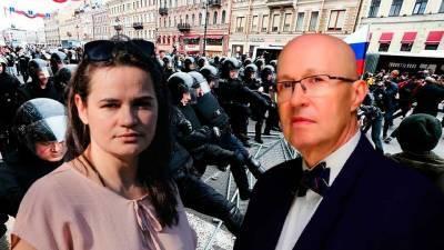 Сравнится ли Соловей с Тихановской на российских протестах, поскольку Кремль делает все возможное для их начала