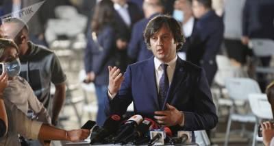 Кобахидзе: Грузия может быть лучшим местом для переговоров по Карабаху