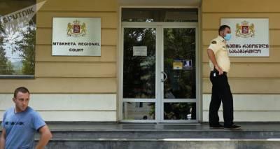 О чем говорил в суде главный свидетель по делу Шакарашвили
