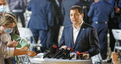 Талаквадзе подвел итоги работы парламента Грузии девятого созыва