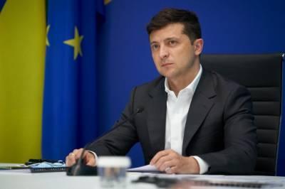 Зеленский подписал закон о предоставлении строительной продукции на рынке