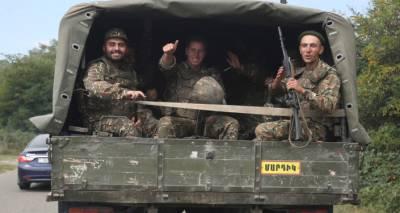О чем пишут грузинские газеты: армяно-азербайджанский конфликт повлияет на выборы в Грузии