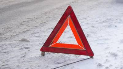 На Урале КамАЗ с поднятым кузовом протаранил газопровод