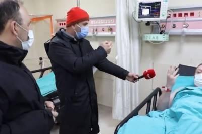 Крушение судна в Турции: Пятерых украинцев спасли
