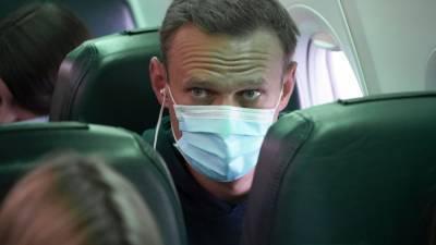 Amnesty International признала Навального «узником совести»